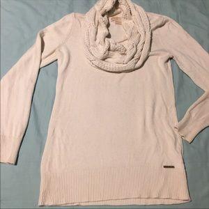 MK cowl neck sweater